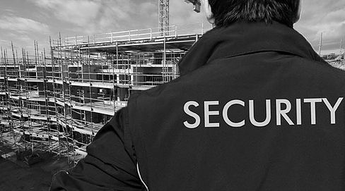 construction security in Chippenham